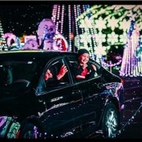 Largest Drive-Through Animated Light Show 'Reindeer Road' Is Coming To Arcadia Photo