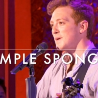 VIDEO: See Ethan Slater's Cover of  '(Just a) Simple Sponge' Photo