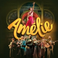 AMELIE London Cast Recording is Now Available