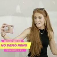 Social Media Creator Jenn Todryk Stars in New HGTV Series NO DEMO RENO Photo