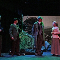 BWW Review: Ken Ludwig's BASKERVILLE: A SHERLOCK HOLMES MYSTERY at Hampton Theatre Company