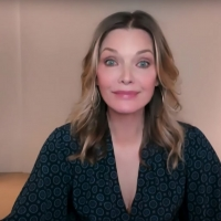 VIDEO: Michelle Pfeiffer Talks FRENCH EXIT on LATE NIGHT WITH SETH MEYERS Photo