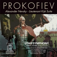 Thierry Fischer And Utah Symphony's All-Prokofiev Album To Be Released By Reference R Photo