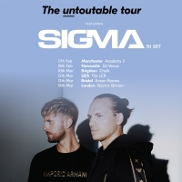 Sigma Announces 'Untoutable' Tour Photo