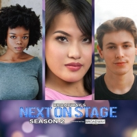 Meet Our NEXT ON STAGE: SEASON 2 College Top 3! Photo