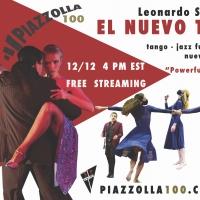 Suarez Paz TANGO Presents Leonardo Suarez Paz's PIAZZOLLA 100: El Nuevo Tango Photo