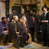 BWW Review: PUFFS OR SEVEN INCREASINGLY EVENTFUL YEARS AT A CERTAIN SCHOOL Opens at t Photo