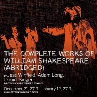 BWW Review: THE COMPLETE WORKS OF WILLIAM SHAKESPEARE (ABRIDGED) at Actors' Shakespeare Project
