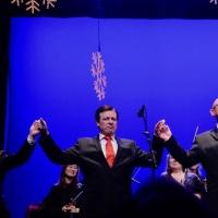The Irish Tenors Bring Christmas Spirit To Homes Across The Globe W Photo