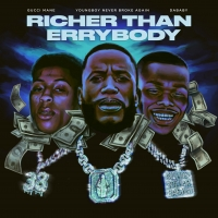 Gucci Mane is 'Richer Than Errybody'
