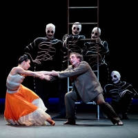 BWW Review: ENGLISH NATIONAL BALLET - BROKEN WINGS, Sadler's Wells Photo