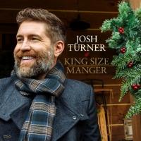 Josh Turner Releases Debut Christmas Album 'King Size Manger' Photo