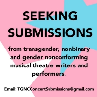 Pride Month Concert Celebrating Trans Voices in Musical Theatre Now Seeking Submissio Photo