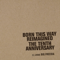 Lady Gaga Announces 'Born This Way' Tenth Anniversary Edition Photo