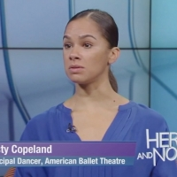 VIDEO: Misty Copeland Talks New Book 'Ballerina Body'