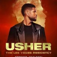 Usher Announces Las Vegas Residency Photo