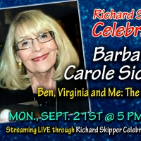 Richard Skipper Celebrates Barbara Carole Sickmen Tonight Photo