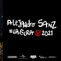 Alejandro Sanz Announces New U.S. Dates For His #LaGira 2021 Tour Photo