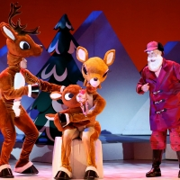 RUDOLPH THE RED-NOSED REINDEER: THE MUSICAL Comes to The Palace Photo