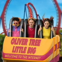 Oliver Tree and Little Big Drop 'Welcome to the Internet' EP Photo