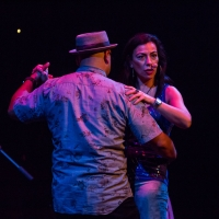 BWW Review: Carmen Aguirre Breaks Down Her Life Story Through Dance in BROKEN TAILBONE