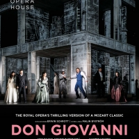 Mozart's DON GIOVANNI From London's Royal Opera House Arrives In Movie Theaters Octob Photo