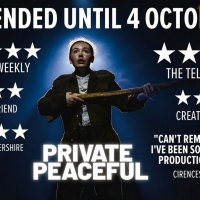 PRIVATE PEACEFUL Extends At The Barn Theatre Photo