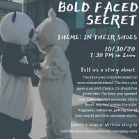 Echo Theater Company BOLD FACED SECRET Returns with 'In Their Shoes' Photo