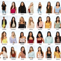 Thirty-Two Bachelorettes Look to Capture Matt James' Heart on THE BACHELOR Photo