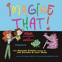 Rena Strober to Release IMAGINE THAT! Featuring Jason Alexander and More Photo