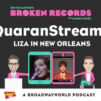 BWW Exclusive: Ben Rimalower's Broken Records QuaranStreams with Liza in New Orleans Photo