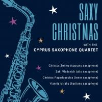 SAXY CHRISTMAS with the Cyprus Saxophone Quartet