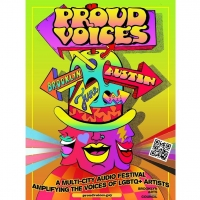 PROUD VOICES - The Interactive Queer Audio Festival - Returns This Pride Month For A  Photo