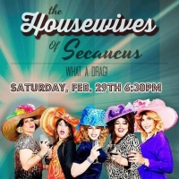 THE HOUSEWIVES OF SECAUCUS: WHAT A DRAG! to Premiere At The Duplex Photo