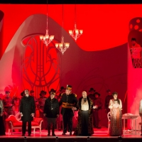Vancouver Opera Presents THE BARBER OF SEVILLE Photo