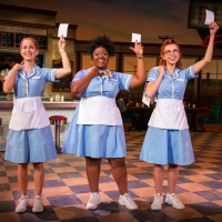 "BWW Review: Sugar, Butter, Vancouver! WAITRESS ""Opens Up"" at the Queen Elizabeth Theatre"