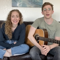 Living Room Concerts: THE CHER SHOW's Micaela Diamond and CURSED CHILD's Nathan Salstone