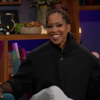VIDEO: Regina King Talks ONE NIGHT IN MIAMI on THE LATE LATE SHOW Photo