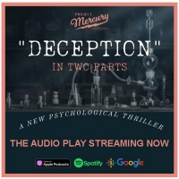 World Premiere Audio Play DECEPTION Presented by Chatillion Stage Company's Project M Photo