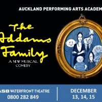 BWW Review: THE ADDAMS FAMILY at ASB Waterfront Theatre, Auckland Photo