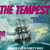 Theatre444 Presents THE TEMPEST, A Brave New Theatre Experience Photo