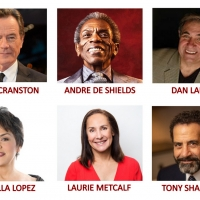 Brian Cranston, Laurie Metcalf, Andre De Shields and More Join Penguin Rep's KEEPING LIVE Photo