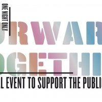 BWW TV: Antonio Banderas participa en FORWARD. TOGETHER. de The Public Theater Photo
