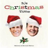 Matoma & Michael Bolton Celebrate 'It's Christmas Time' Photo