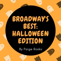 Student Blog: Broadway's Best: Halloween Edition Photo