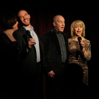 Alex Rybeck Brings Together 4 Acclaimed, Headlining Cabaret Voices In 4 FOR THE HOLID Photo
