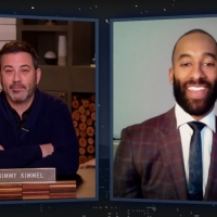 VIDEO: Matt James Talks About Being THE BACHELOR on JIMMY KIMMEL LIVE! Photo