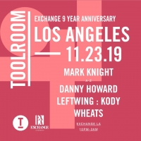 Toolroom Stateside Continues Club Takeovers This November