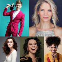 Listen to Kelli O'Hara, Andrew Keenan-Bolger, Judy Kuhn, Emerson Steele, and Salisha  Photo