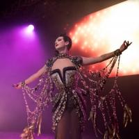 Violet Chachki Announces Rescheduled Tour Dates Photo
